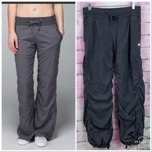 Lululemon Dance studio lined pants women's 10 R